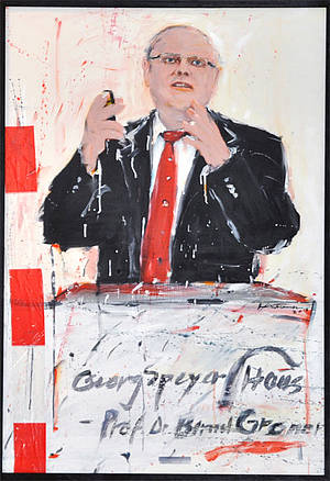 Portrait of Bernd Groner