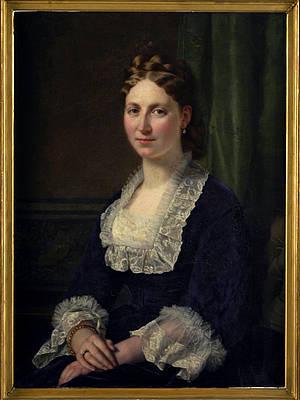 Portrait von Franziska Speyer