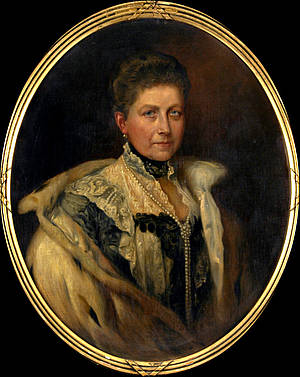 Portrait of Franziska Speyer