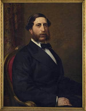 Portrait of Georg Speyer