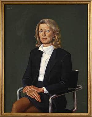 Portrait of Helga Rübsamen-Waigmann