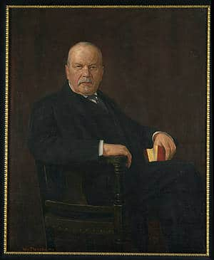 Portrait of Ludwig Darmstaedter