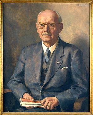 Portrait von Richard Otto