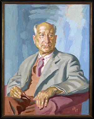 Portrait of Richard Prigge